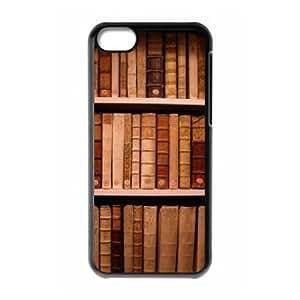diy phone casebookshelf style Cheap Custom Cell Phone Case Cover for ipod touch 5, bookshelf style ipod touch 5 Casediy phone case