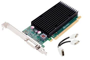 PNY nVidia NVS 300 - Tarjeta gráfica (x16, Perfil bajo, DVI ...