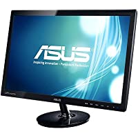 ASUS VS239H-P 23 Full HD 1920x1080 IPS HDMI DVI VGA Back-lit LED Monitor