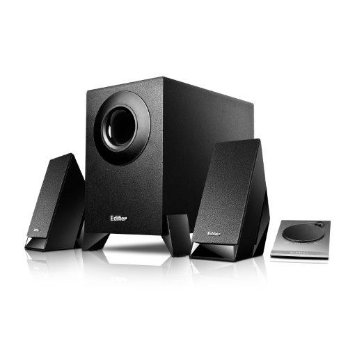 Edifier M1360 2.1 luidsprekersysteem/pc-luidspreker met kabelafstandsbediening