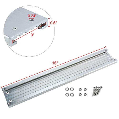 Anodized Aluminum Rod - DasMarine 16