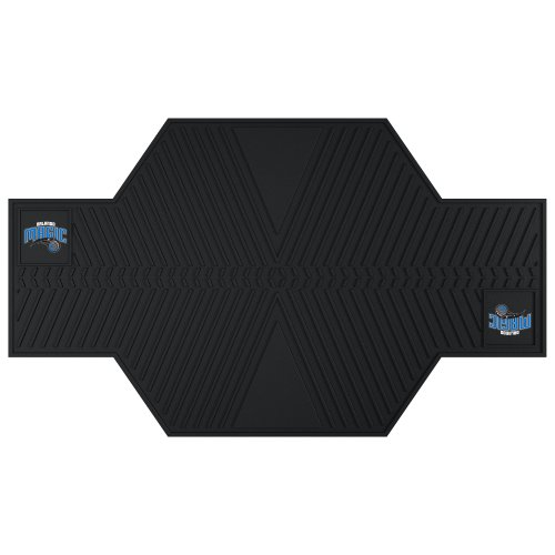FANMATS 15390 NBA Orlando Magic Motorcycle Mat by Fanmats