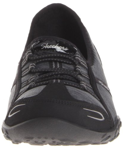 Skechers Sport Womens Good Life Fashion Sneaker Black/Charcoal SVrsZ8w6