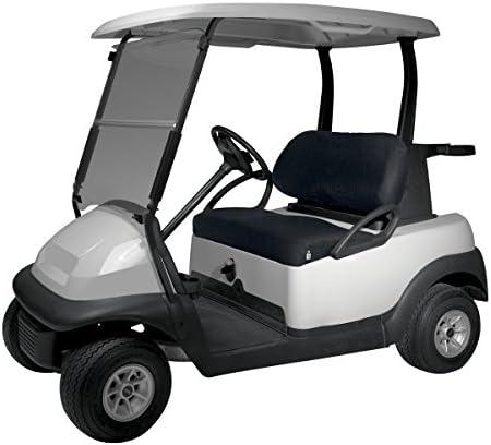 لوازم جانبی کلاسیک Fairway Cart Golf Golf Diamond Air Mesh Bench Seat Cover