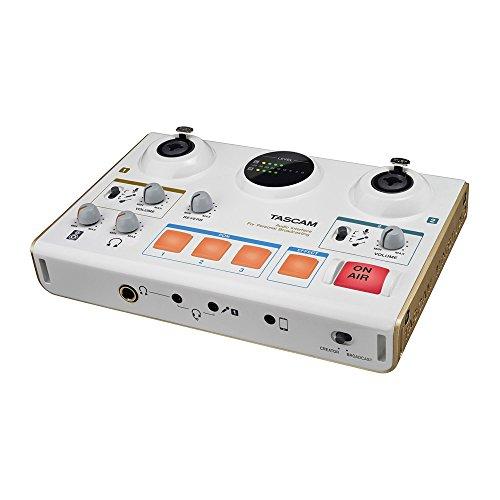 [해외] TASCAM(타스캄) 가정용 방송 기기(USB오디오 인터페이스) MiNiSTUDIO CREATOR US-42W