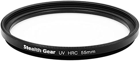 Stealth Gear SGUVHRC55 55 mm UV Pro-HRC Filter