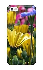 Cute Appearance Cover/tpu SPGnp47166YrDPT Colorado Flowers Case For Iphone 5/5s