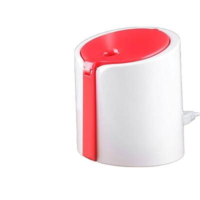 HL Humidificateur Beauté Froide Monté Sur Véhicule Humidificateur Usb Humidificateur À Ultrasons , Red , 7.5*7.5*9Cm,red,7.5*7.5*9cm