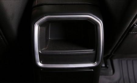 Consolle centrale per presa daria posteriore 1 pezzo 2 modelli