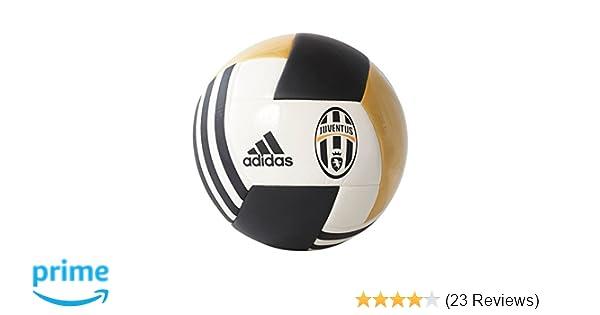 Amazon.com   adidas Juventus Football  White  (3)   Sports   Outdoors 9ab3f2821e491