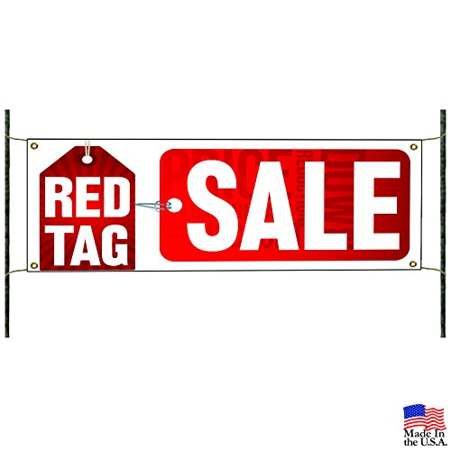Discount Red Tag Sale