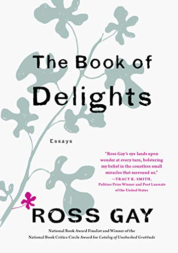 The Book of Delights: Essays from Algonquin Books