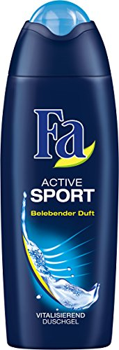 Fa Duschgel Active Sport, 6er Pack (6 x 250 ml)