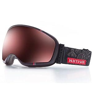 Native Eyewear Tank-7, T-Bird, React Rose