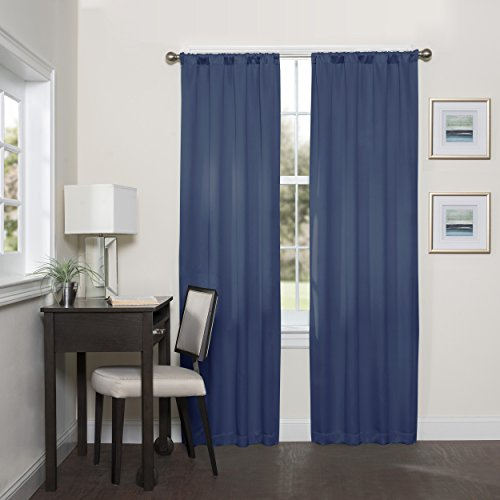 ECLIPSE Blackout Curtains for Bedroom - Darrell 37