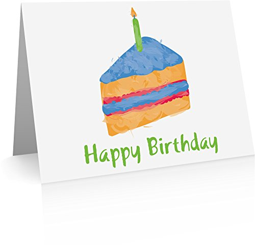 Birthday Cards Variety Pack 24 Cards And Blank Envelopes Variety Happy Birthday Wishes