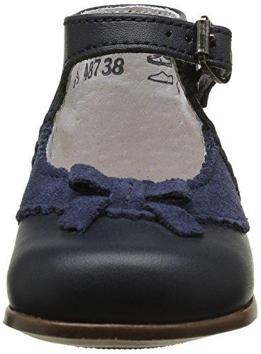 Pas 300 Chaussures Mary Little Premiers Fille Olyzzie Marine Bébé Bleu vachette 6xwnawHBRI