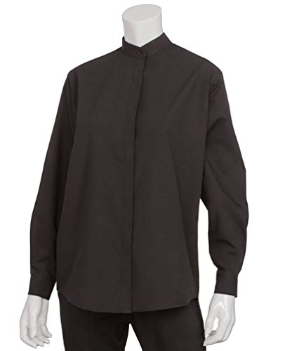 Chef Works Women's Banded Collar Shirt (W200)