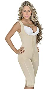 MYD 0075 Fajas Colombianas Reductoras Post Surgery Girdle Full Body Shaper