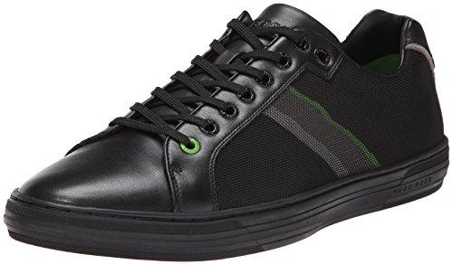 BOSS Green by Hugo Boss Men's Iconic Fashion Sneaker,Black,10 M US