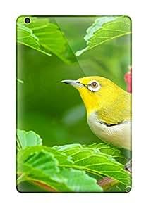 High Quality YAv1614cbdV Minimin2 Colorful Birds Tpu Cases For Ipad Mini