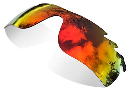 Path para Sunglasses rojo Lentes Restorer Polarizadas Trasparentes Vented Oakley Radar BB0Iq7Fn