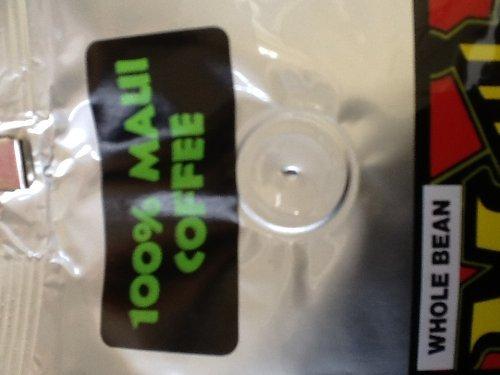 Maui Coffee Company  100  Maui Coffee  7 Oz    Whole Bean