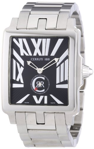 new-cerruti-1881-odissea-uomo-crb002a221d-mens-black-dial-stainless-steel-watch