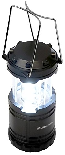 Bell + Howell Taclight Lantern Portable LED Collapsible Camping and Outdoor Torch