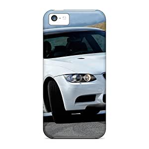 Hot Design Premium Sms7483PMzl Tpu Cases Covers Iphone 5c Protection Cases(bmw M3 Coupe Competition Package Uk Spec E92 '2010) Kimberly Kurzendoerfer