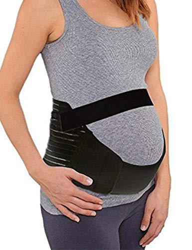 Constructive Maternity Pregnancy Support Strap Belt Brace Abdominal Back Belly Waistband Baby med