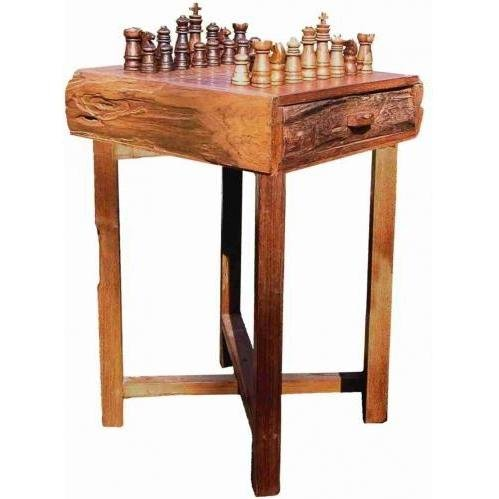 GROOVYSTUFF TF 0538 S Country Chess Table product image