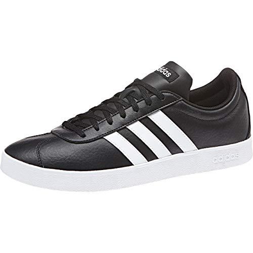Negro 0 De ftwbla Court ftwbla Hombre Deporte Adidas 2 Para Zapatillas Vl 000 negbás BFzw4qxt1