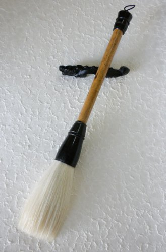 Bamboo-Goat-Sumi-Paint-Brush-1-14-Inch-Diameter