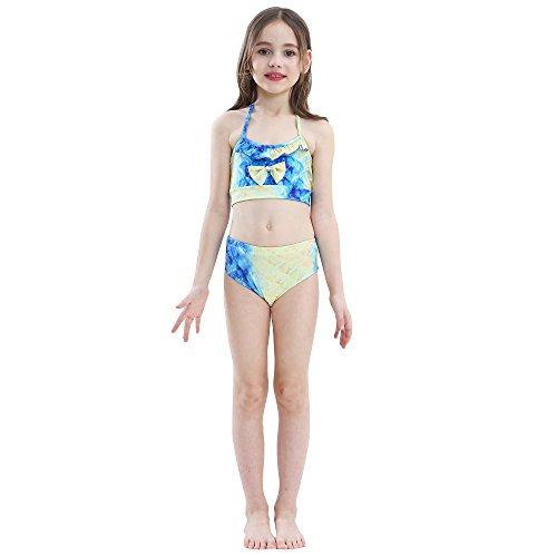 Monopinna Coda Da Bagno Con Nuotare Per Scintillante Di Sirena Dh04 Saianke wZqzZ