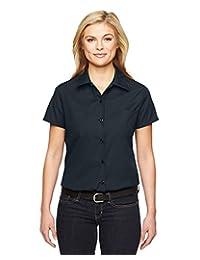 Dickies Women's Industrial Short Sleeve Work Shirt