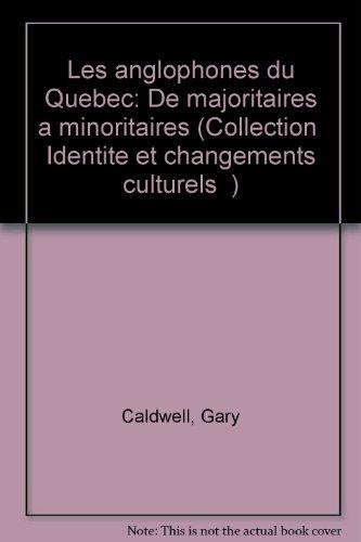 Anglophones du Québec