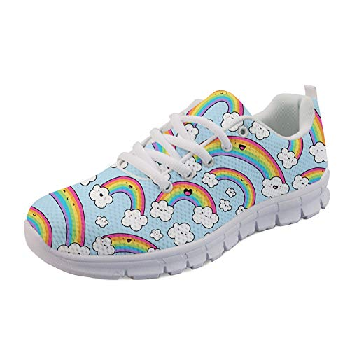 Coloranimal Moda Donna Coloranimal Everywhere Rainbows Moda 08wn5qTa