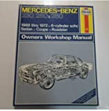 1968 1972 Haynes Mercedes Benz 230 250 280 Owners Workshop Manual DEALERSHIP