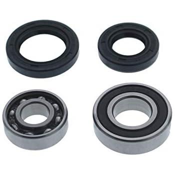 Fits Honda TRX300EX 300EX Front Wheel Bearings and Seals X2