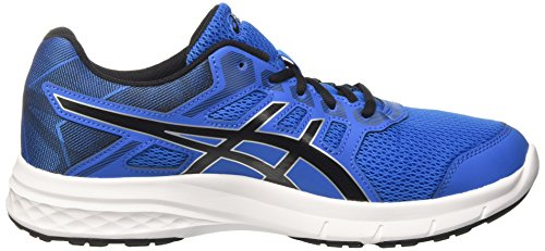 Running Bleu directoire Gel silver Asics excite Homme Blue black Chaussures De 5 8XwFT70