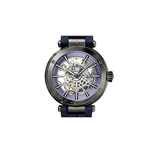 Klocka Newport Skelett Limited Edition 1868/SQG15CB