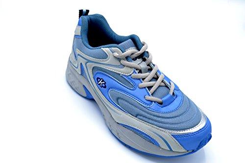 Kelme Kai Celeste - Deportivo de Running Para Chica. Talla 40
