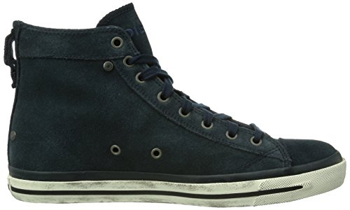 T6059 I Blu collo alto a Exposure Blau Magnete Sneaker Diesel Sneaker Uomo AZwEPBqz
