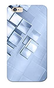 0f152035781 Snap On Case Cover Skin For Iphone 6(metallic Cubes )/ Appearance Nice Gift For Christmas