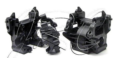 - Savage X 4.6 Bulkhead Set (Composite Front & Rear Flux Box 102272 XL) HPI 109083