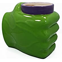The Incredible Hulk Green Oversized Jumbo Hand Mug Officially Licensed Marvel Comics - 22 oz