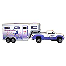 HORSE CRAZY STABLEMATE TRUCK AND TRAILER