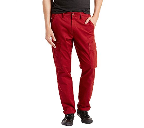 Levis Mens Athletic Fit Cargo Pant