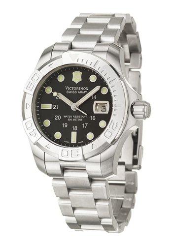 Victorinox Swiss Army Dive Master 500 241037 - Reloj de caballero de cuarzo, correa de